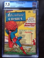 Adventure Comics #133 CGC 7.5 cr/ow