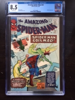 Amazing Spider-Man #24 CGC 8.5 ow