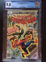 Amazing Spider-Man #168 CGC 9.8 w