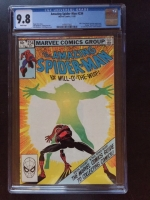 Amazing Spider-Man #234 CGC 9.8 w