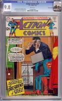 Action Comics #371 CGC 9.8 w Rocky Mountain