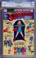 Action Comics #373 CGC 9.8 w