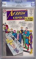 Action Comics #318 CGC 9.6 w