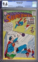 Superman #156 CGC 9.6 ow