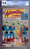 Adventure Comics #294 CGC 9.4 ow