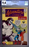 Adventure Comics #295 CGC 9.4 ow