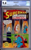 Superman #195 CGC 9.4 ow/w Twin Cities