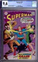 Superman #203 CGC 9.6 w