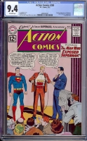 Action Comics #288 CGC 9.4 ow
