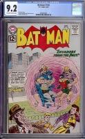 Batman #149 CGC 9.2 ow/w