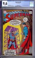 Superman #225 CGC 9.6 w