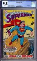 Superman #226 CGC 9.8 w