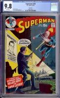 Superman #230 CGC 9.8 w Twin Cities