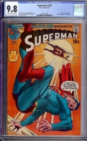 Superman #234 CGC 9.8 ow/w