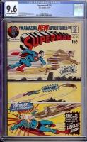 Superman #235 CGC 9.6 ow/w