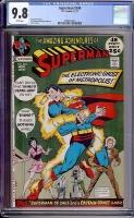 Superman #244 CGC 9.8 w