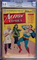 Action Comics #141 CGC 5.5 ow/w