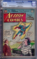 Action Comics #188 CGC 6.5 cr/ow