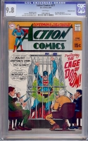Action Comics #377 CGC 9.8 w Rocky Mountain