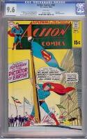 Action Comics #381 CGC 9.6 w