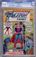 Action Comics #384 CGC 9.6 w