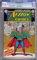 Action Comics #385 CGC 9.6 ow/w