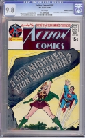 Action Comics #395 CGC 9.8 w Don Rosa Collection