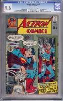 Action Comics #397 CGC 9.6 ow/w