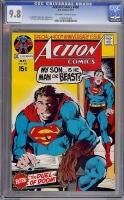 Action Comics #400 CGC 9.8 ow/w