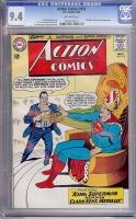 Action Comics #312 CGC 9.4 ow