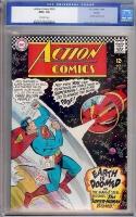 Action Comics #342 CGC 9.6 ow Boston
