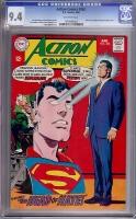 Action Comics #362 CGC 9.4 ow