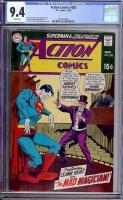 Action Comics #382 CGC 9.4 w