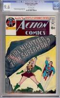 Action Comics #395 CGC 9.6 ow