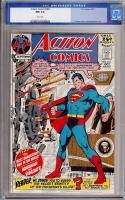 Action Comics #405 CGC 9.4 w