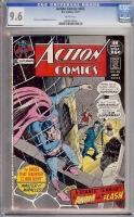 Action Comics #406 CGC 9.6 w