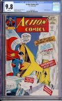 Action Comics #411 CGC 9.8 w