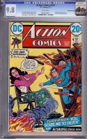 Action Comics #416 CGC 9.8 w Rocky Mountain