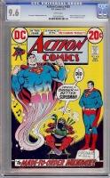 Action Comics #420 CGC 9.6 w