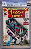 Action Comics #421 CGC 9.8 w Rocky Mountain
