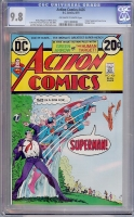 Action Comics #426 CGC 9.8 ow/w