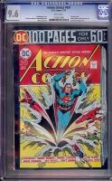 Action Comics #437 CGC 9.6 w