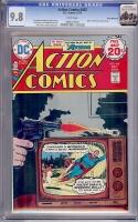 Action Comics #442 CGC 9.8 w Rocky Mountain