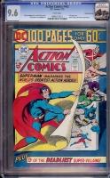 Action Comics #443 CGC 9.6 w Rocky Mountain