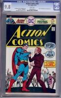 Action Comics #452 CGC 9.8 w