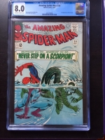 Amazing Spider-Man #29 CGC 8.0 ow/w