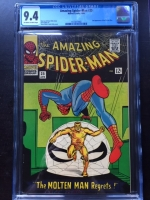 Amazing Spider-Man #35 CGC 9.4 ow