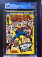 Amazing Spider-Man #121 CGC 9.4 ow