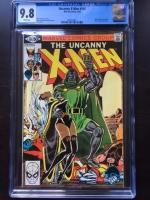 Uncanny X-Men #145 CGC 9.8 w