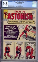 Tales to Astonish #43 CGC 9.6 w Pacific Coast